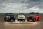 Land Rover Defender Фото 01