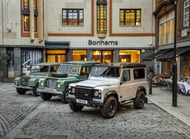 Land Rover Defender Фото 02