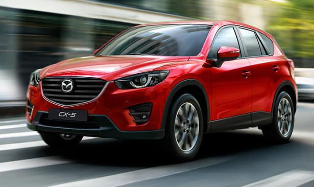 Mazda отзывает более 230 тысяч своих автомобилей из-за неисправного топливного бака