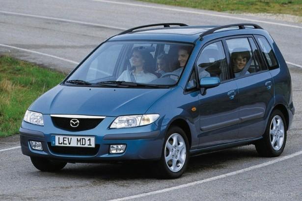 Mazda прекращает производство и продажу минивэнов во всем мире
