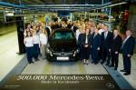 Mercedes 500 000 автомобилей Фото 01