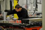 Nissan завод аккумуляторов Фото 03