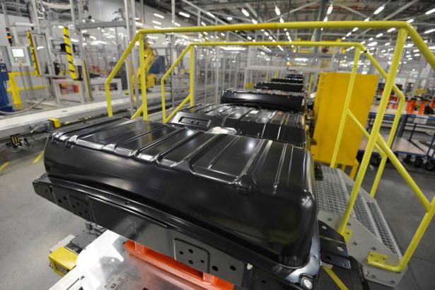 Nissan завод аккумуляторов Фото 10