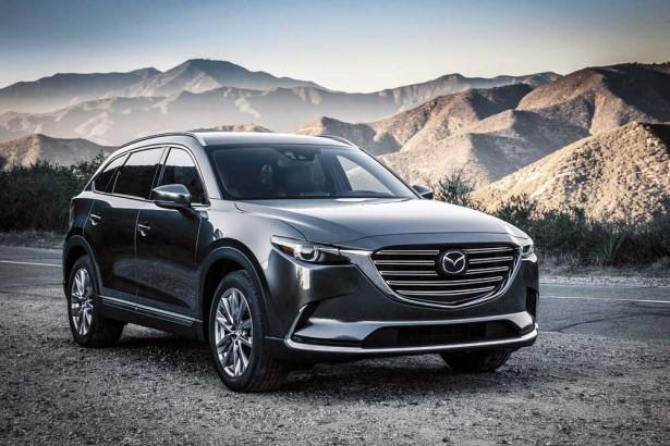 Новая генерация Mazda CX-9 поступила в производство