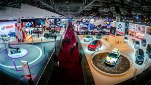 Определены бренды подтвердившие участие в московском автосалоне ММАС-2016