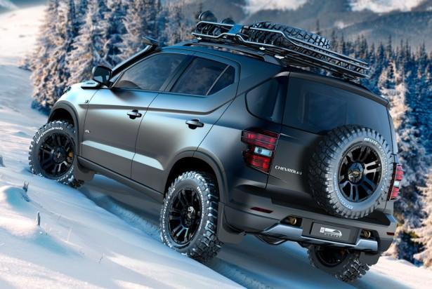 Правительство окажет поддержку в выпуске второго поколения Chevrolet-Niva