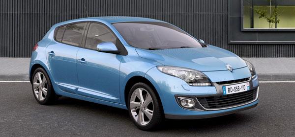 Renault убирает модель Megane с Российского рынка