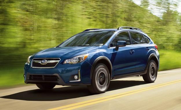 Subaru XV приедет в Россию в марте 2016