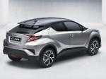 Toyota опубликовала официальные изображения кроссовера CH-R накануне премьеры3