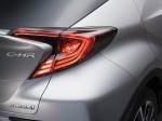 Toyota опубликовала официальные изображения кроссовера CH-R накануне премьеры4
