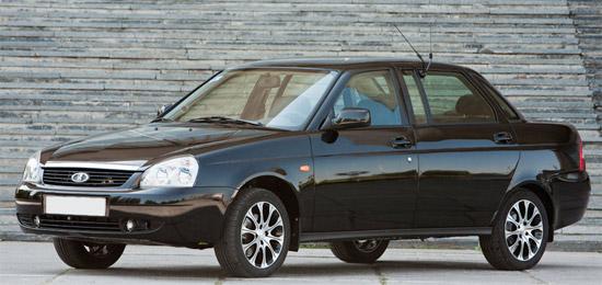 Ультрабюджетная Lada Priora поступит в продажу в феврале