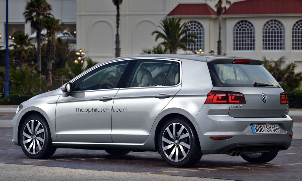 vw golf mk8. Black Bedroom Furniture Sets. Home Design Ideas