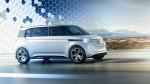 Volkswagen BUDD-e 2017 Фото 01