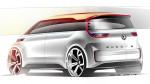 Volkswagen BUDD-e 2017 Фото 10