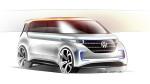 Volkswagen BUDD-e 2017 Фото 11