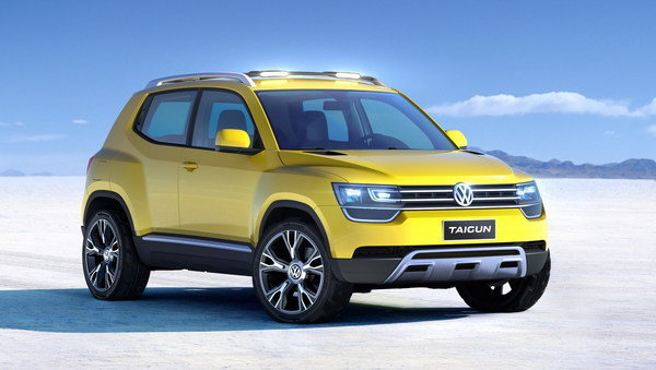Volkswagen Taigun не поступит в серийное производство