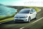 Volkswagen e-Golf 2016 Фото 03