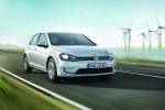Volkswagen e-Golf 2016 Фото 04