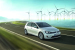 Volkswagen e-Golf 2016 Фото 05