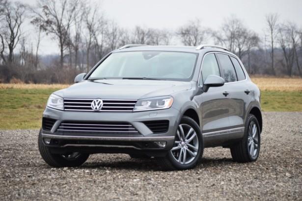 Volkswagen уберёт с российского рынка Touareg с восьмицилиндровым двигателем