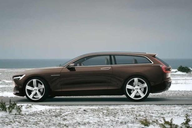Volvo назначила презентацию универсала V90 на 18 февраля