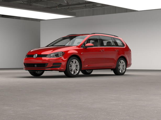 2016 vw golf sportwagon limited edition