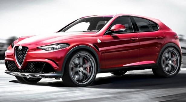 Alfa Romeo готовит первый кроссовер для Лос Анджелевского автослаона