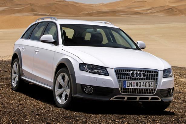 Audi A4 AllRoad уже доступна по предзаказу в Европе