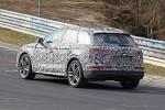 Audi вывела на тесты новый кроссовер Q51