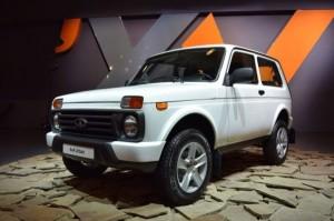 АвтоВАЗ назвал цену спецверсии Lada 4x4