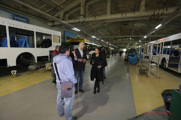 Автобусы Volgabus Волжский 2016 Фото 09