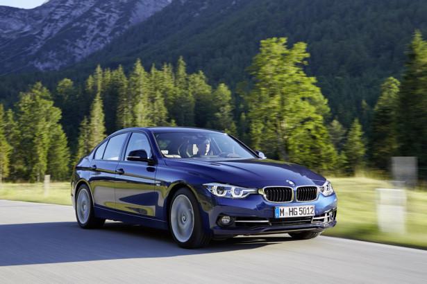 BMW 3 Series 2016 Фото 01