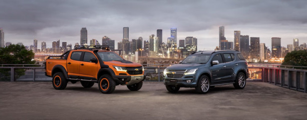 Chevrolet Trailblazer Premiere 2016 Фото 13