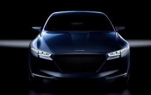 Дочернее предприятие Hyundai показало тизерное видео второй модели Genesis