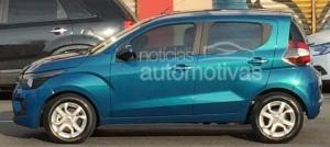 Fiat готовит к выпуску новый бюджетный хэтчбэк