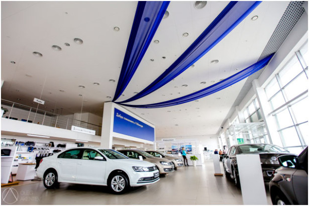 Фитнес Weekend Volkswagen