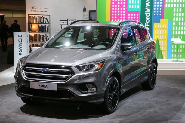 Ford Kuga 2016 фото 18