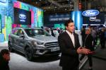 Ford Kuga 2016 фото 20