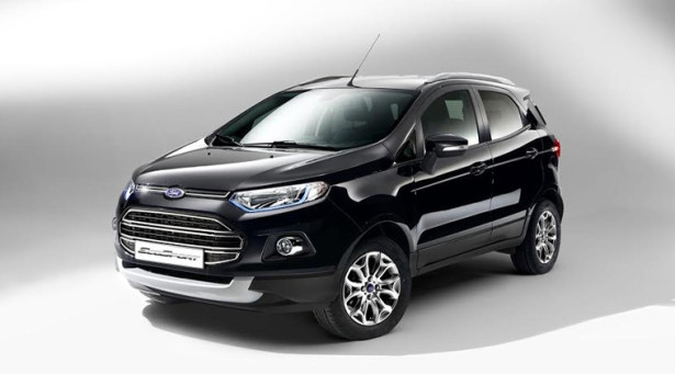 Ford назначил сроки презентации компактного кроссовера EcoSport