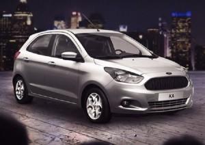 Ford планирует кординальное обновление модели Ka в 2016 году