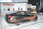 Honda Civic 2016 Деми Ловато и Ник Джонас Фото 03