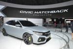 Honda Civic Hatchback 2017 Фото 07
