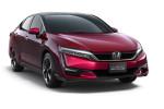 Honda Clarity fcv 2017 Фото 06