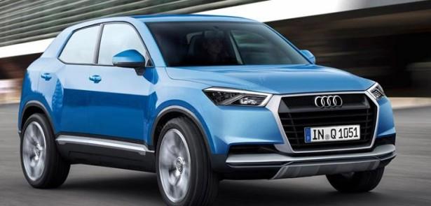 Известны сроки появления Audi Q2 на российском авторынке