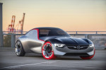 Концепт Opel GT 2016 Фото 01