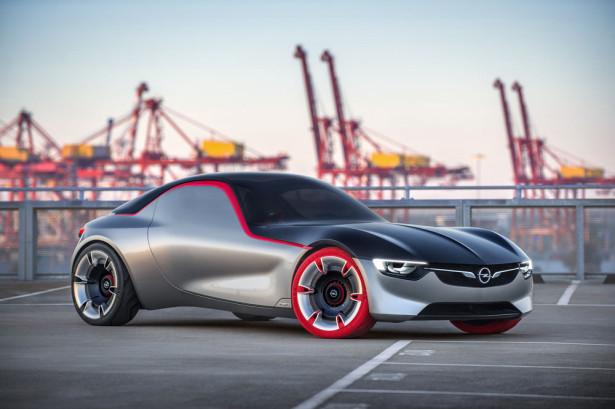 Концепт Opel GT 2016 Фото 10
