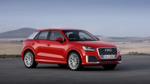 Кроссовер Audi Q2 приедет в Россию в начале 2017 года