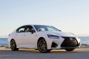 Lexus опубликовал рублевые цены на спортивный седан GS F