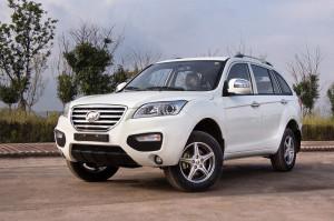 Lifan X60 признан самым популярным китайским автомобилем в России