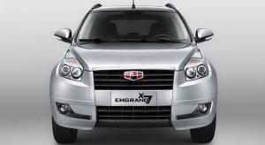 Новая генерация Geely Emgrand X7 уже в продаже в России